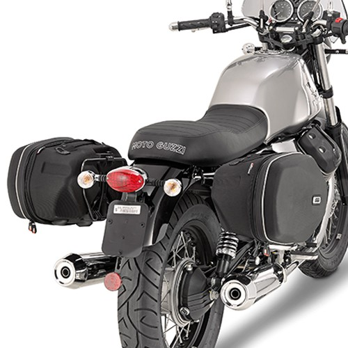 Spacer voor EASYLOCK zadeltassen voor Moto Guzzi V7 (Bj.12-16) origineel Givi