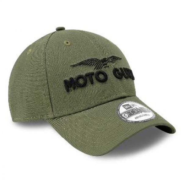 Moto Guzzi Pet NEW ERA 9FORTY® groen
