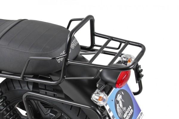 Tube bagagerek topkofferrek zwart voor V 7 II Classic (Bj.15-) origineel Hepco & Becker