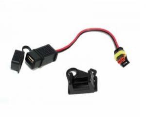 Originele USB-poort voor Moto Guzzi Audace / California / Eldorado