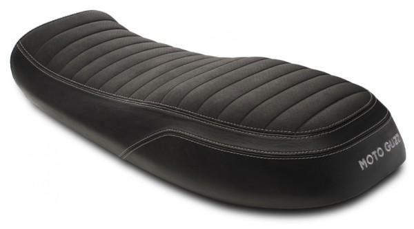"""Zadel """"Milano"""" zwart voor Moto Guzzi V7 III"""