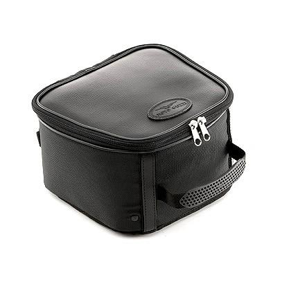 Original Gepäcktasche, Nylon, schwarz für Moto Guzzi V7 I+II