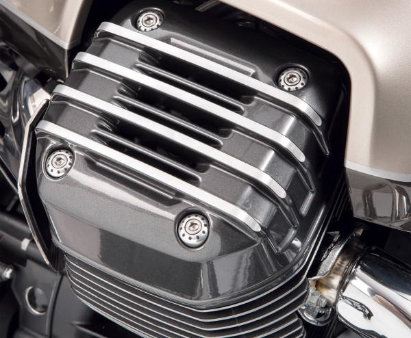 Origineel deksel voor cilinderkop, grijs voor Moto Guzzi Audace / California / Eldorado