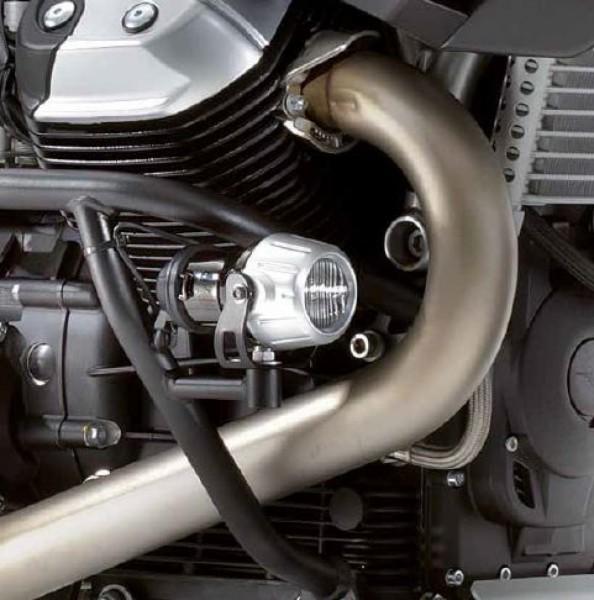 Motorbeschermbeugel, zwart voor Stelvio 1200 origineel Moto Guzzi
