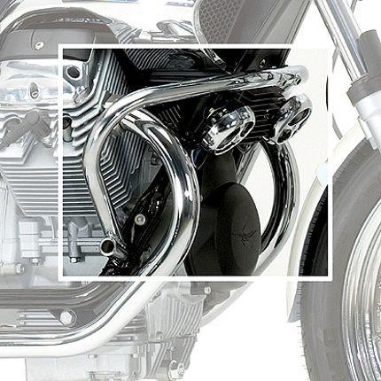 Moto Guzzi Nevada motorbeschermbeugel chroom
