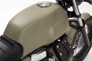 Originele kuipset, Legend, groen voor Moto Guzzi V7 I + II