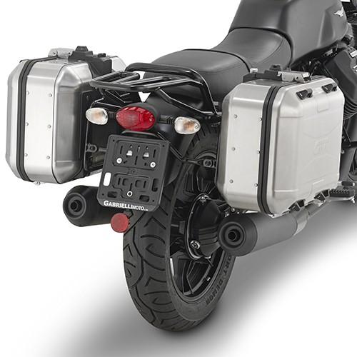 Zijdrager voor Moto Guzzi V7 III Special (Bj.17-) Origineel Givi