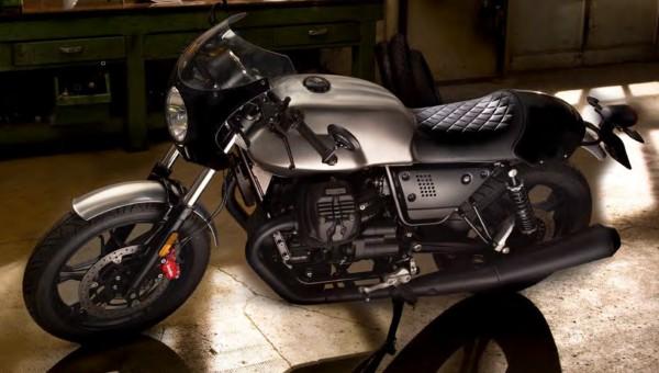Moto Guzzi Raw-kit voor V7 III