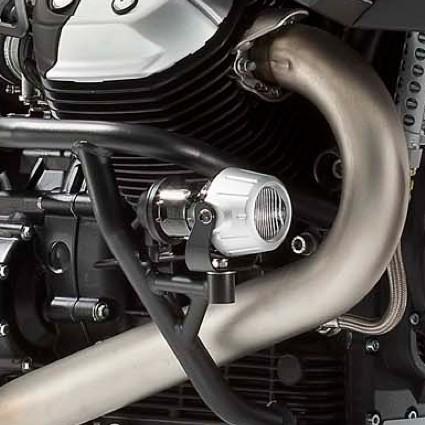 Moto Guzzi Stelvio mistlampenset