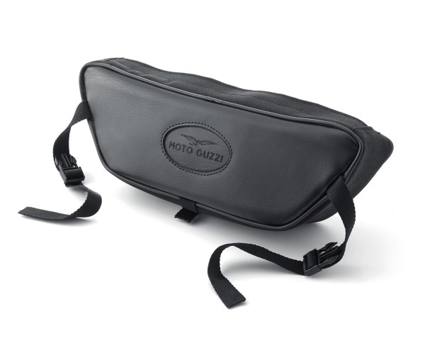 Originele stuurtas, zwart voor Moto Guzzi Eldorado / California