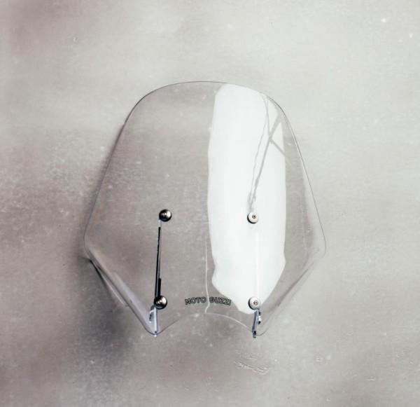 Touring windscherm compleet, voor Moto Guzzi V9 Roamer / V9 Bobber
