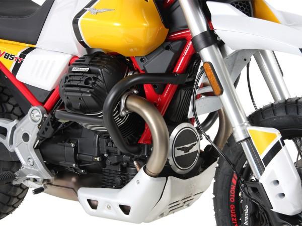 Motorbeschermbeugel zwart voor V85 TT (Bj.19-) origineel Hepco & Becker