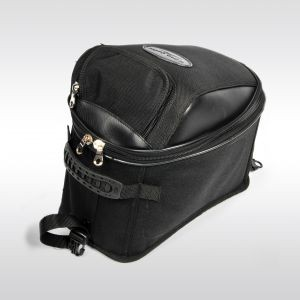 Originele tanktas, zwart voor Moto Guzzi California