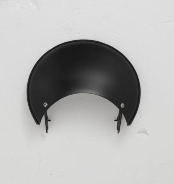 Afdekking, aluminium, zwart voor Moto Guzzi V7 III