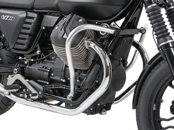 Motorbeschermbeugel chroom voor V 7 II Classic (Bj.15-) origineel Hepco & Becker