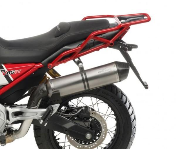 Geluiddemper slip-on ARROW voor Moto Guzzi V85 TT
