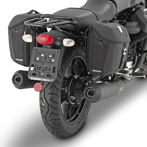 Spacer voor zadeltassen MT501 voor Moto Guzzi V7 III Original Givi