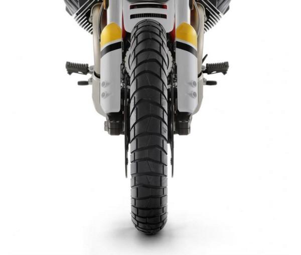 Sport Adventure voorband Michelin Moto Guzzi V85 TT