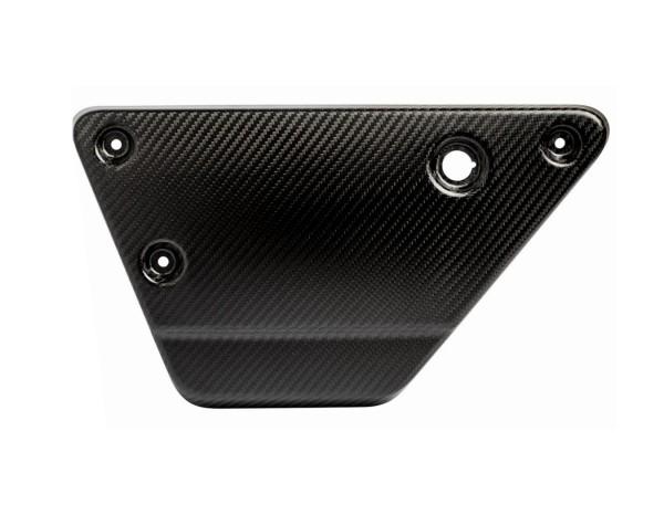 Carbon zijscherm links Moto Guzzi V7 III