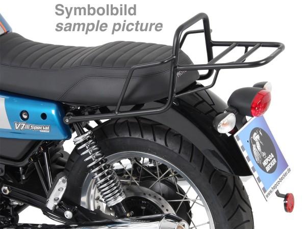 Buis bagagerek topkofferdrager chroom voor V 7 III steen / speciaal / Anniversario / Racer (Bj.17-)