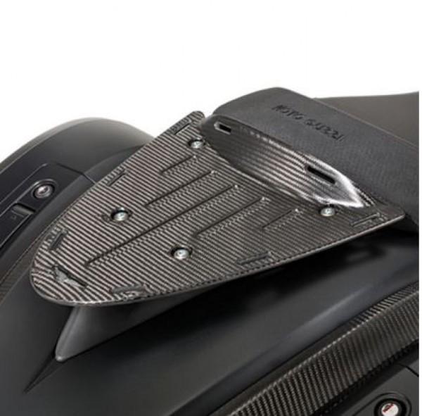 Origineel bagagerek, achter, carbon voor Moto Guzzi MGX 21