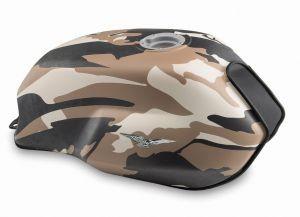 Originele kuipset, camouflage voor V7 I + II