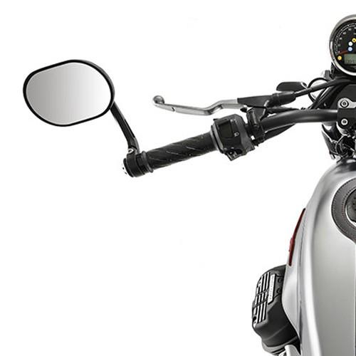 Stuuruiteinde spiegel, links - Moto Guzzi V7 III Stone S (2020)
