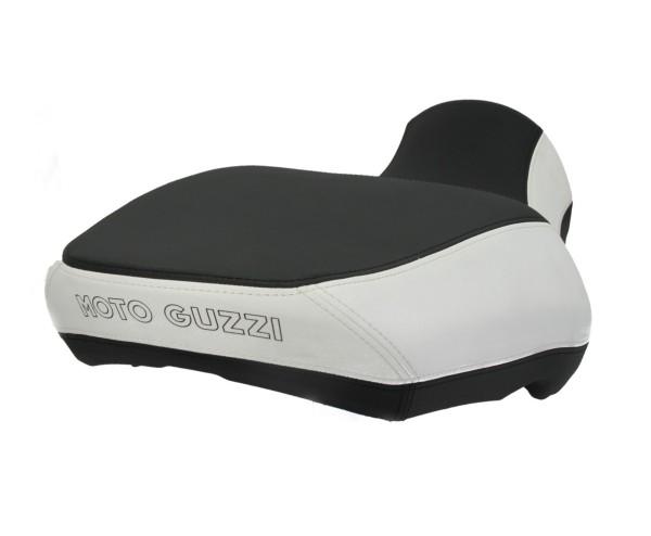 Moto Guzzi California zitcomfort, zwart/wit