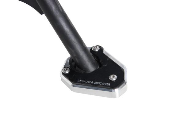 Zijstandaardplaat voor V85 TT (Bj. 2020-) origineel Hepco & Becker
